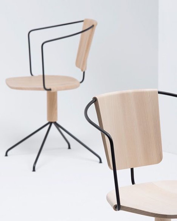 chairs by ronan and erwan bouroullec for mattiazzi milan 2014 minimal